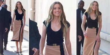 Amber Heard: Stylisch und Happy