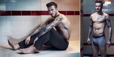David Beckham für H&M