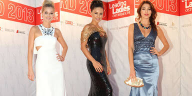 Leadng Ladies 2013