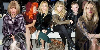 London Fashion Week: Font Row