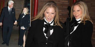 Barbra Streisand ist komplett faltenf