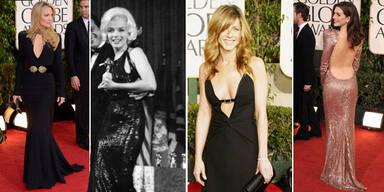 Die schönsten Golden Globe Roben aller Zeiten