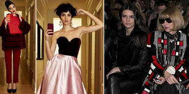 Kendall Jenner ist Anna Wintours neuer Liebling
