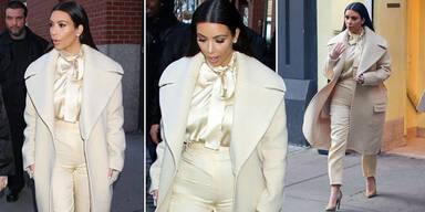 Kim Kardashian zeigt Eierschal-Flop