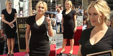 Kate Winslet zeigt ihren After-Baby-Body!