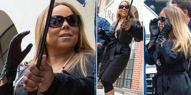 Mariah Carey: Sie hat wieder zugenommen!