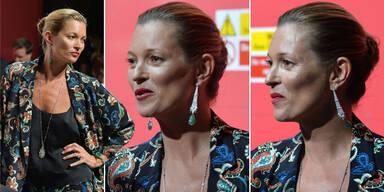 Kate Moss mal unretouchiert