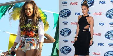 Jennifer Lopez: So lässt sie ihre Kilos purzeln