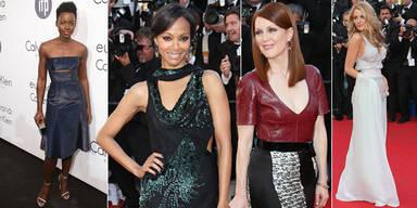 Cannes 2014: Die schönsten Kleider