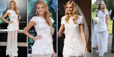 Poppy's Hochzeits-Kleid: Abklatsch von Blake?