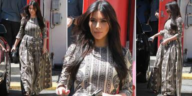Kim Kardashian: plötzlich mega spießig