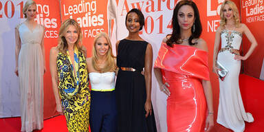 Leading Ladies 2014