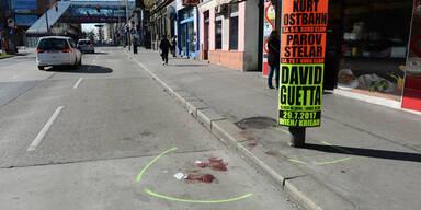 Messerstecherei am Wiener Gürtel: Todes-Opfer Iraker