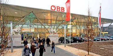 Linzer Hauptbahnhof