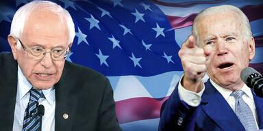Biden Sanders