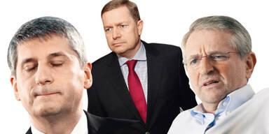 ÖVP  tief im  Korruptions-Sumpf