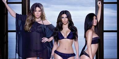 Kardashians bringen Bade-Mode raus