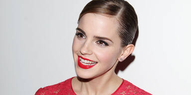 """Emma Watson: """"Make-up nur auf Events"""""""