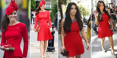 Kopiert Kate den Kardashian-Style?