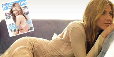 """""""Es ist eine Qual, Jennifer Aniston zu sein"""""""