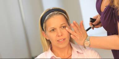 MADONNA-Gewinnerinnen bekommen Make-up-Tipps