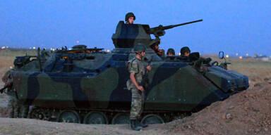 Türkei erwiderte syrischen Angriff