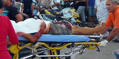 Ein Toter und fünf Verletzte bei Explosion