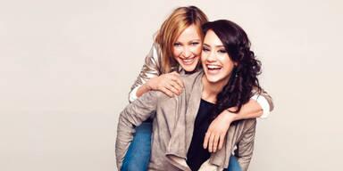 Die neuen ATV-Ladys Claudia und Sasa