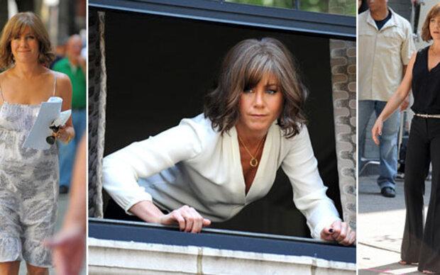 Jennifer Aniston ist kaum wiederzuerkennen!