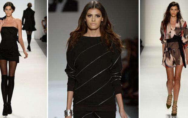 Alisar eroberte die New York Fashion Week