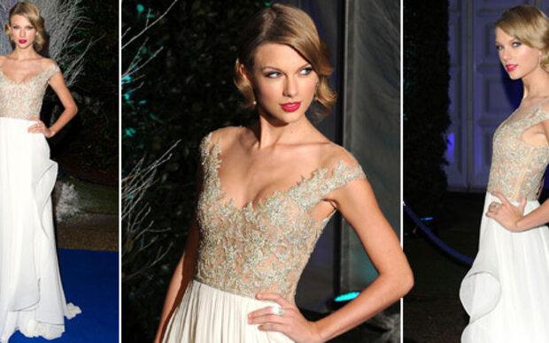 Taylor Swift: Prinzessin für einen Abend