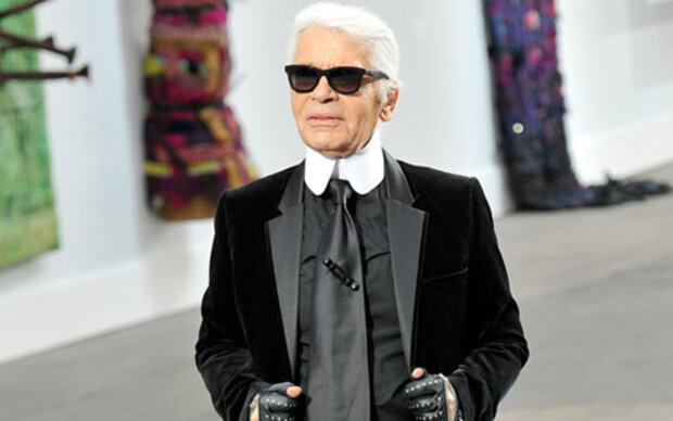 Karl Lagerfeld: So hält er sich schlank