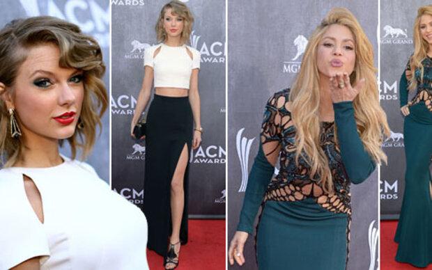 Shakira & Swift: Feurig & gamourös im Duell