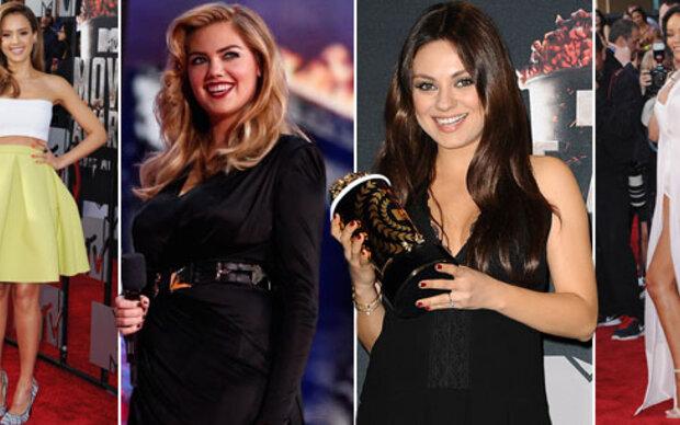 Tops & Flops bei den MTV Movie Awards