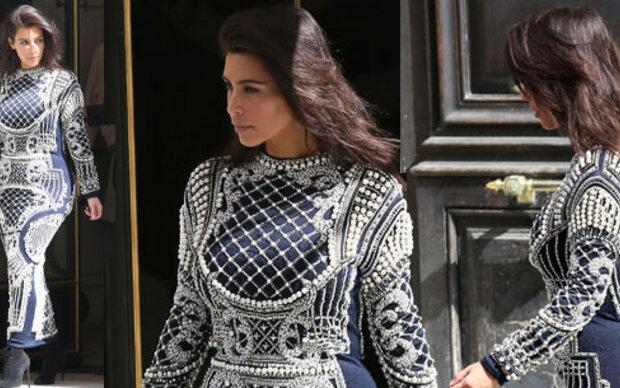 Kim Kardashian: Die Extensions sind raus!