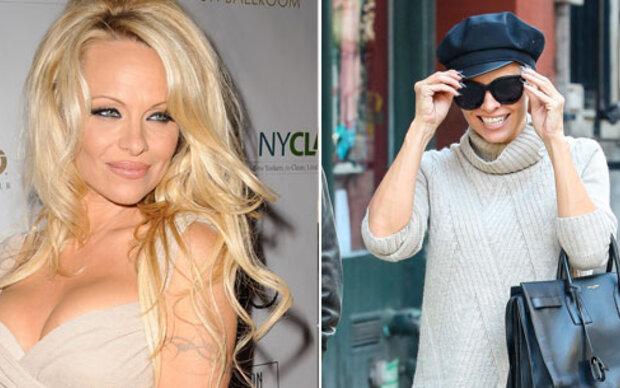 Pamela Anderson lässt Stacheldraht-Tattoo entfernen
