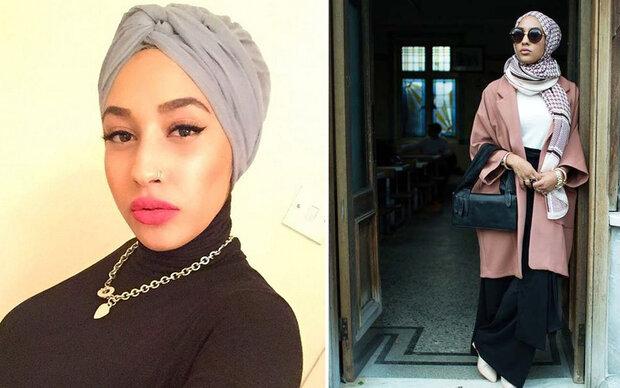 Erstes muslimisches Model für H&M