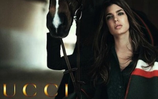 Gucci veröffentlicht neue Casiraghi-Bilder