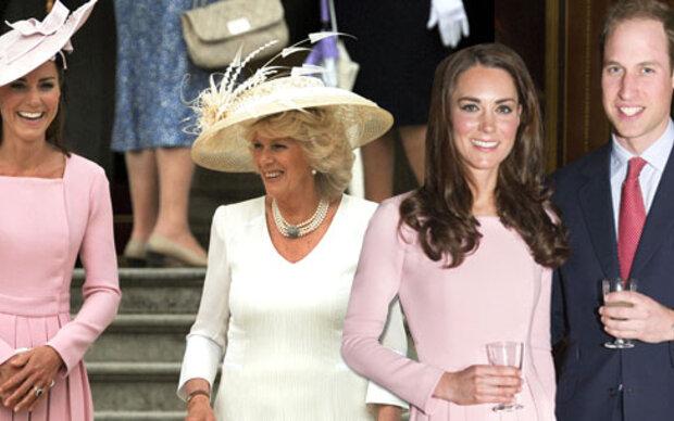 Kate trägt das gleiche Kleid innerhalb von 11 Tagen