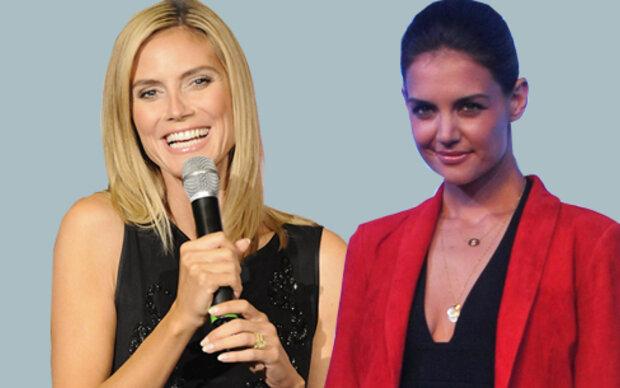 Heidi: Öffentliches Style-Kompliment an Katie