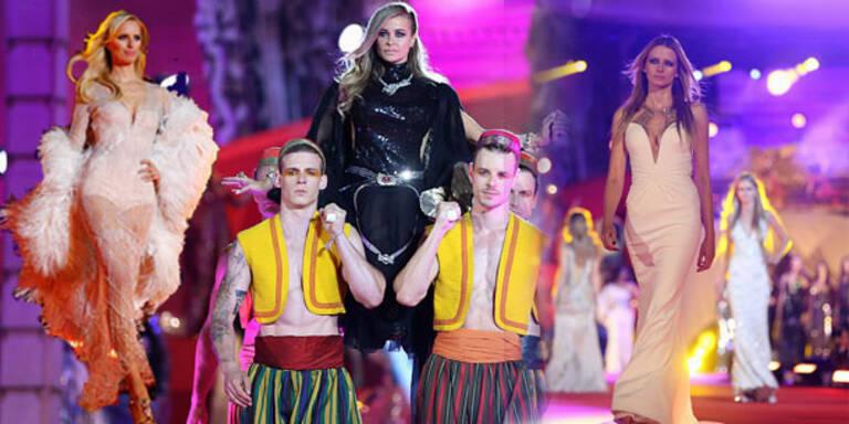 Cavallis fulminante Fashion Show
