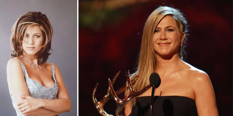 Jennifer Aniston zeigt neuen Trend-Hairstyle