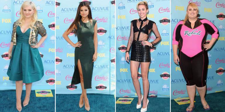 Tops & Flops der Teen Choice Awards