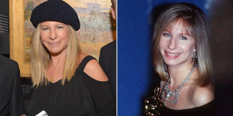 Barbra Streisand wirkt unnatürlich jung