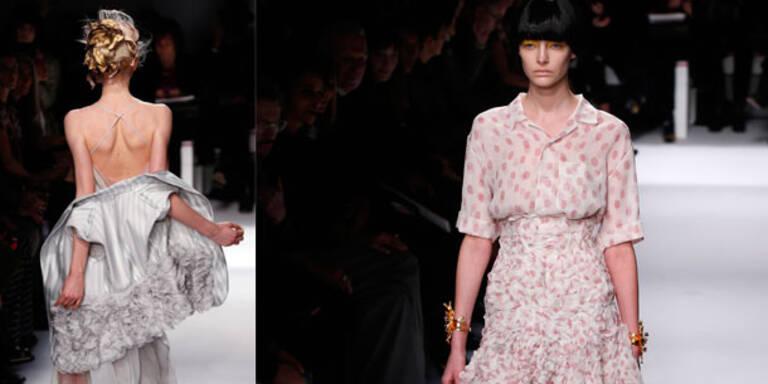 Couture-Woche ließ Schiaparelli wiederauferstehen