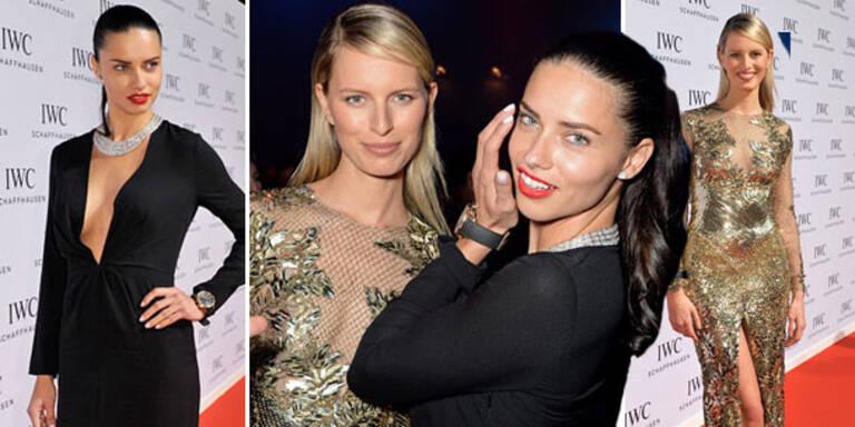 Adriana & Karolina: Kampf der Supermodels
