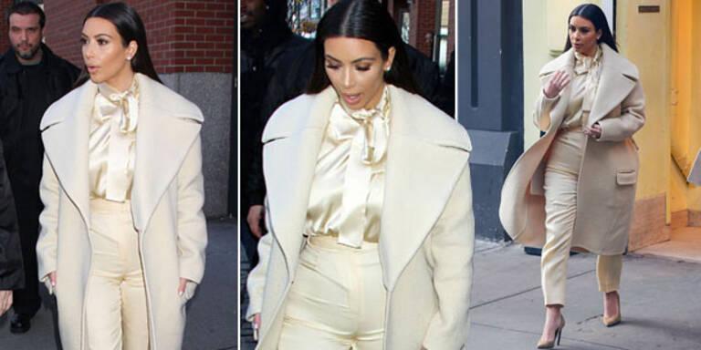 Kim Kardashians Eierschale-Flop