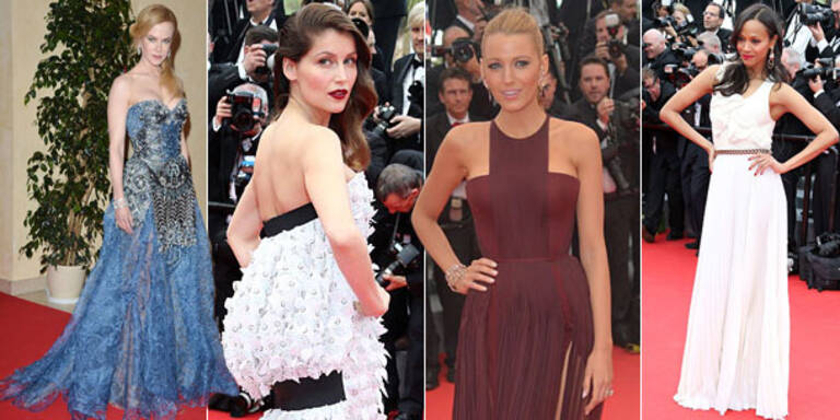 Cannes Eröffnung: Stars & ihre schönsten Roben