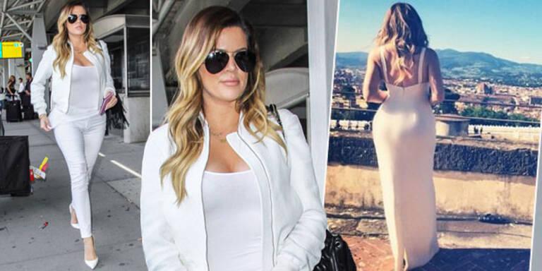 Khloe Kardashian: Noch im Hochzeitsfieber?