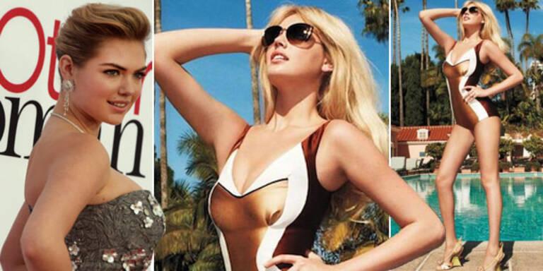 Kate Upton: Schon wieder eine Photoshop-Panne